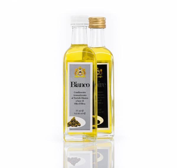 olívaolaj fehér szarvasgombával